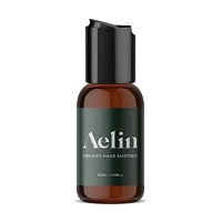 Aelin Travel Hand Sanitiser Gel - 50ml